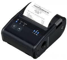 Epson TM-P80 Zwart