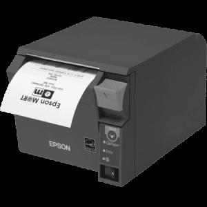 Epson TM-T70II Zwart