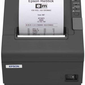 Epson TM-T88IV Restick Zwart