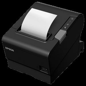 Epson TM-T88VI Zwart